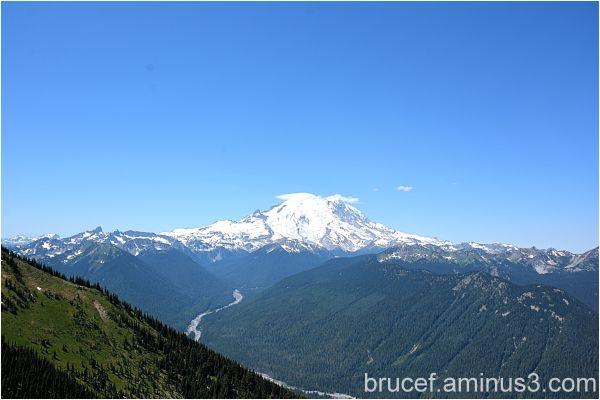 Mt Rainier I