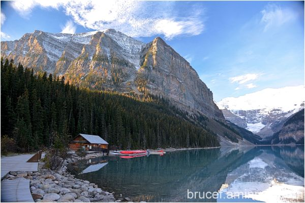 Lake Louise - early morning