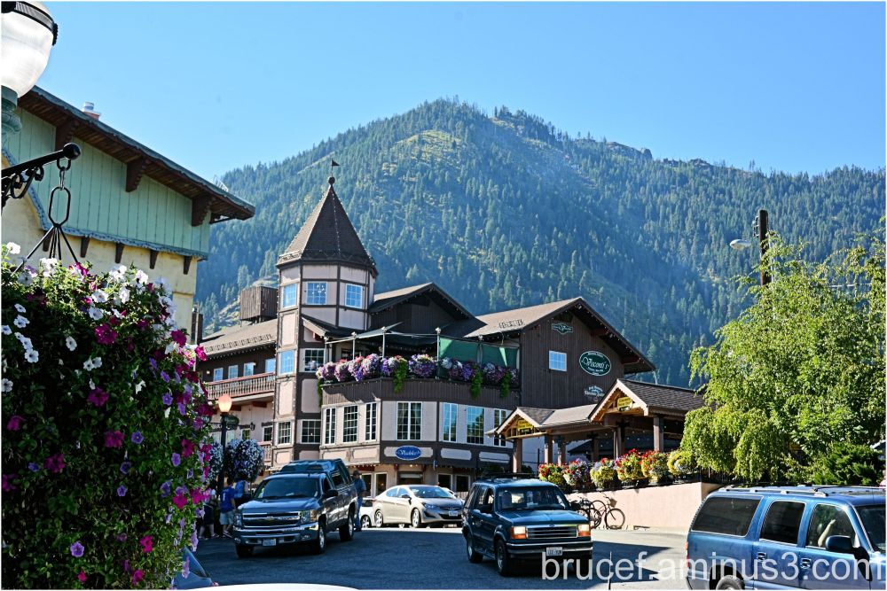 Leavenworth Washington