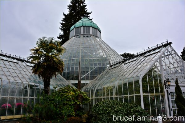 Tacoma WA Botanical Gardens