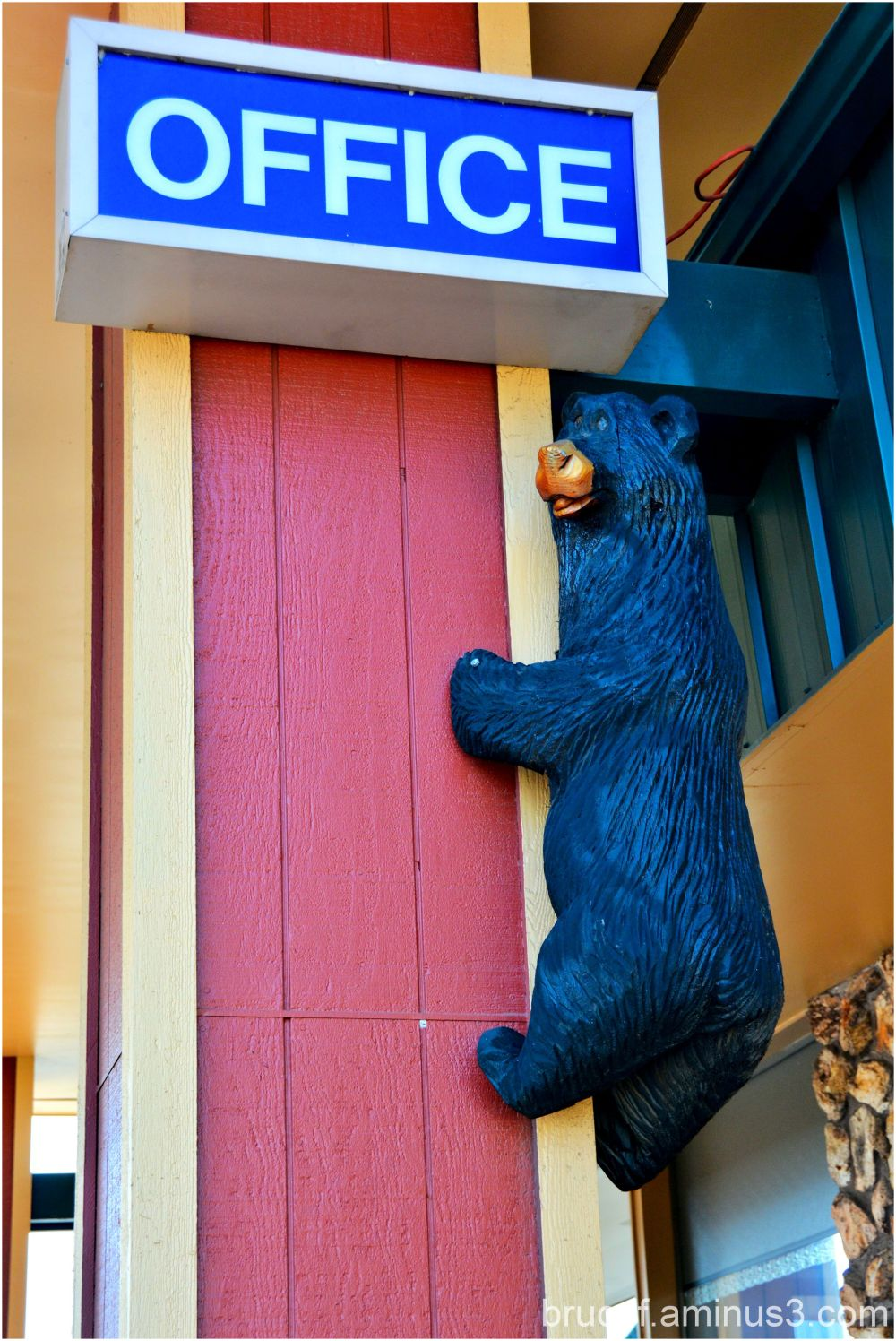 Black Bear Inn and He Is