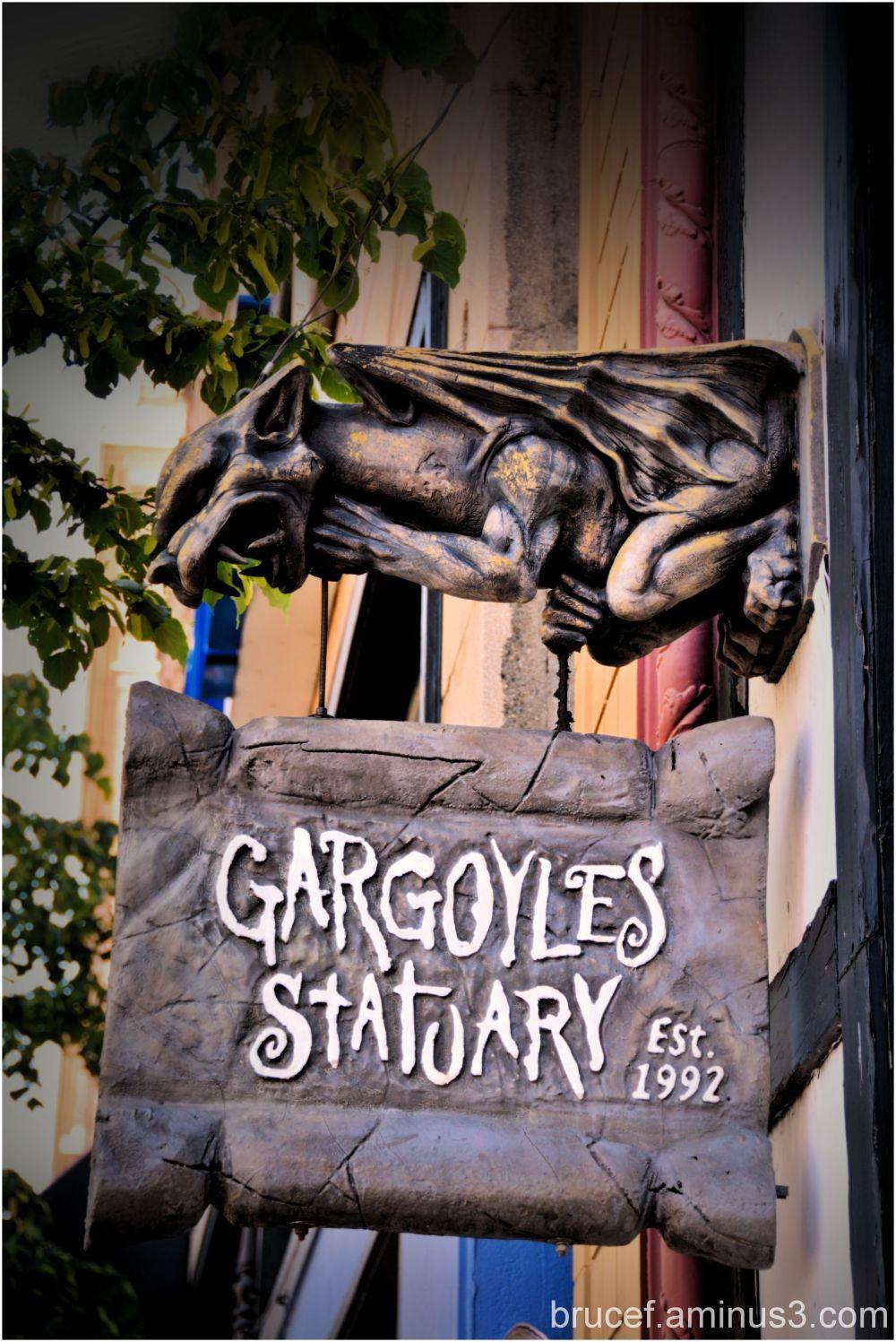 Gargoyle Statuary