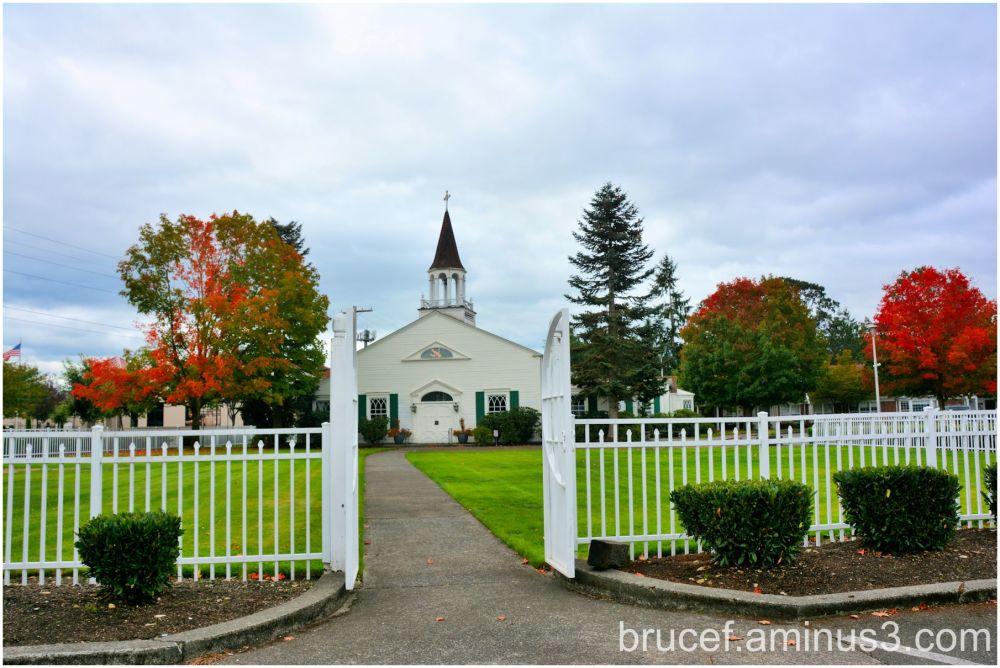 Little Church on the Prarie