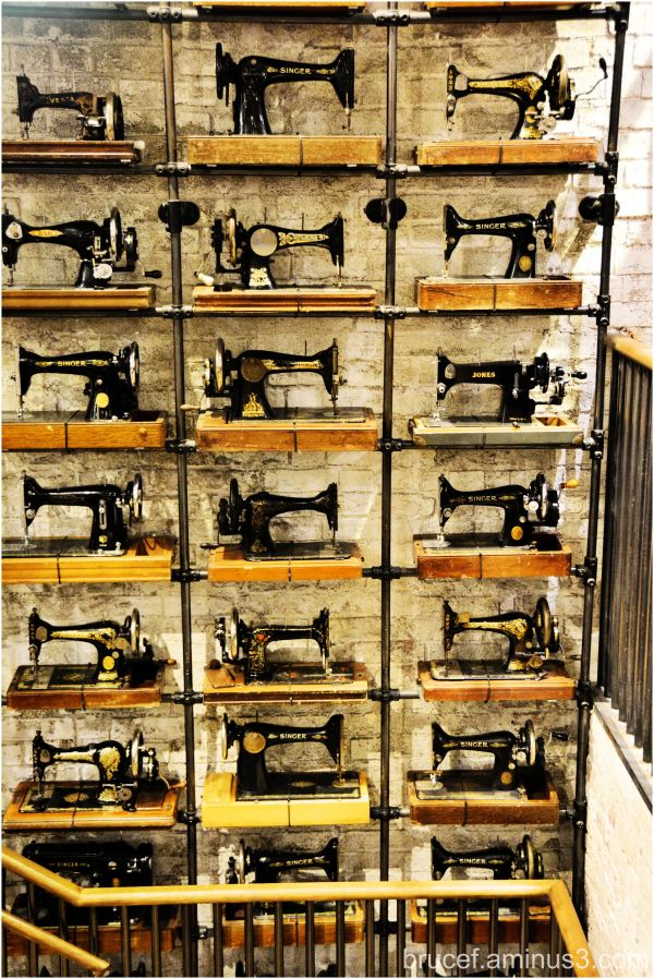 Sewing Machines and More