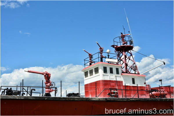 Fireboat #1    Tacoma Harbor