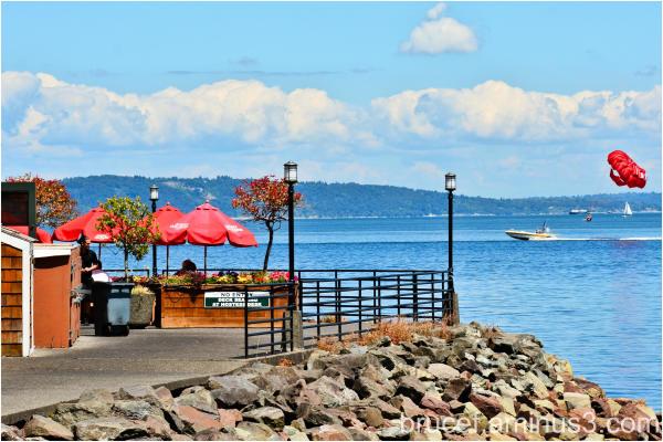 Tacoma WA waterfront