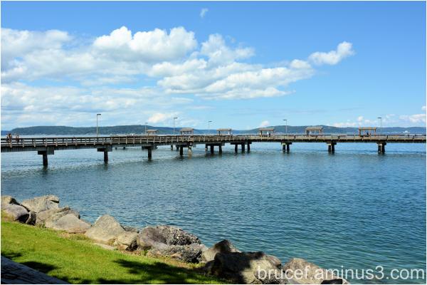 Fishing Dock Tacoma Waterfront