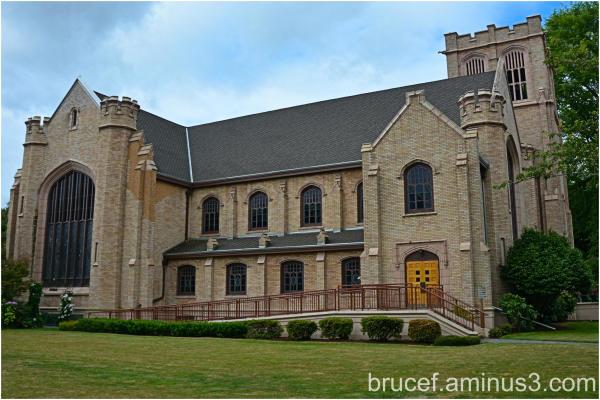 Oldest Church in Longview