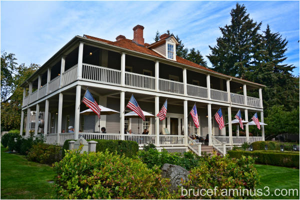 The Grant House Vancouver Washington State