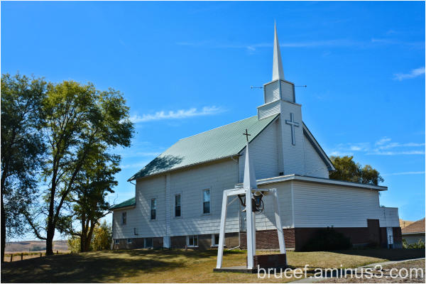 Steptoe WA Church