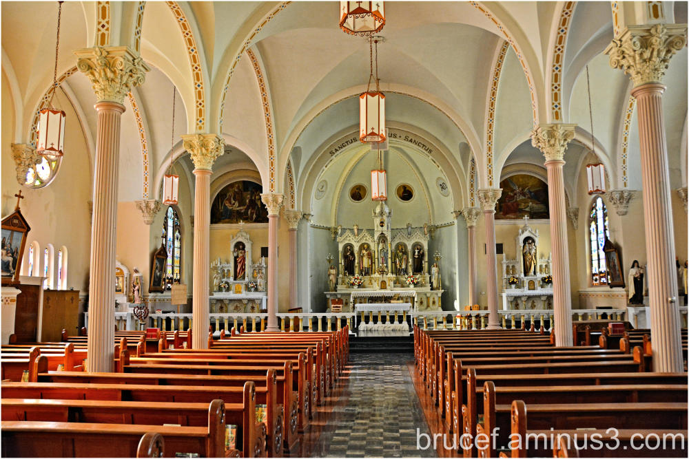 St. Boniface Church in Uniontown