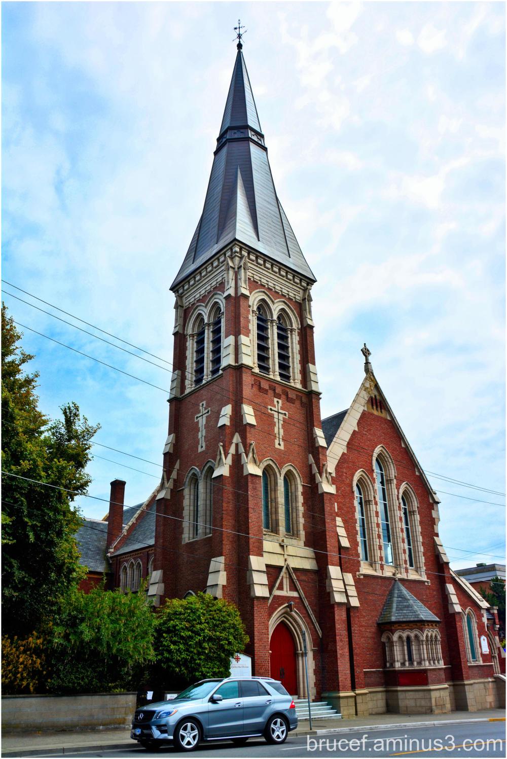 The Church of St. John
