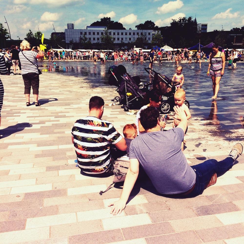 Emmen square plein
