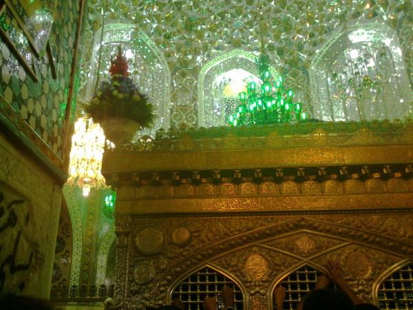 mashhad emam-reza tour holy-city razavi