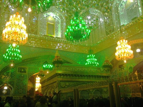 mashhad tour Imam-Reza holy-city razavi