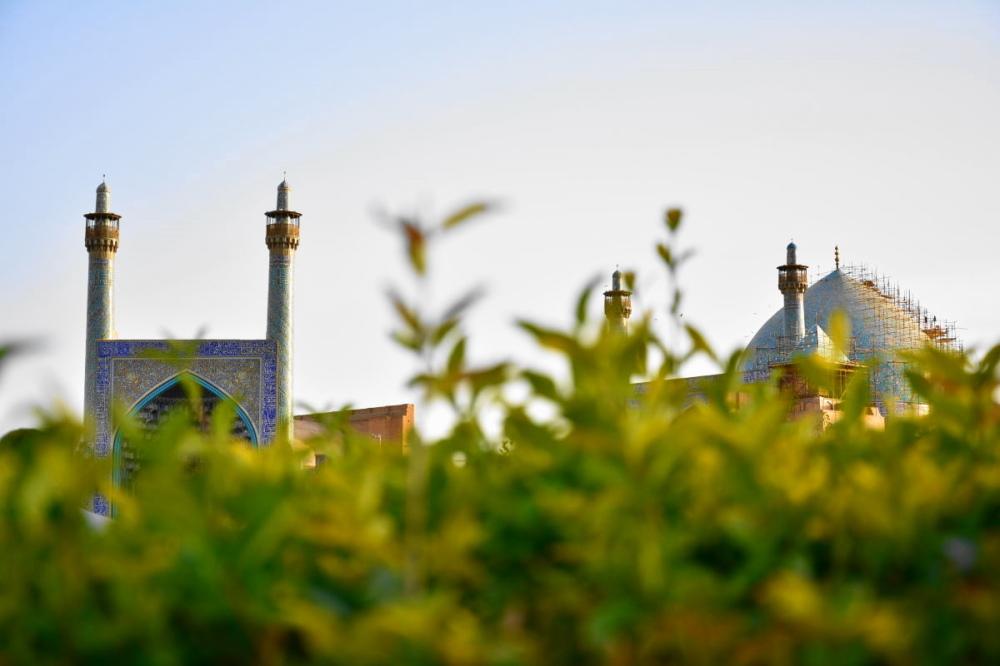 iran isfahan imam-mosque imam-square