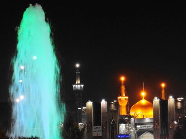 iran mashhad razavi khorasan
