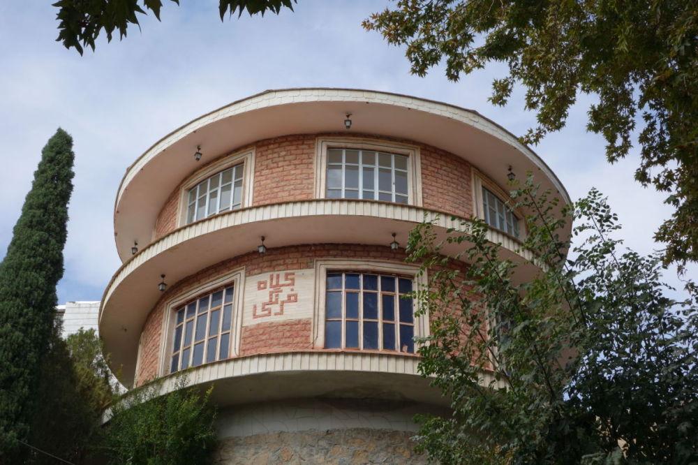 mahallat sar-cheshmeh کلاه-فرنگی محلات