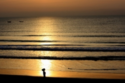 Odisha 100, Sunrise on the beach (48)
