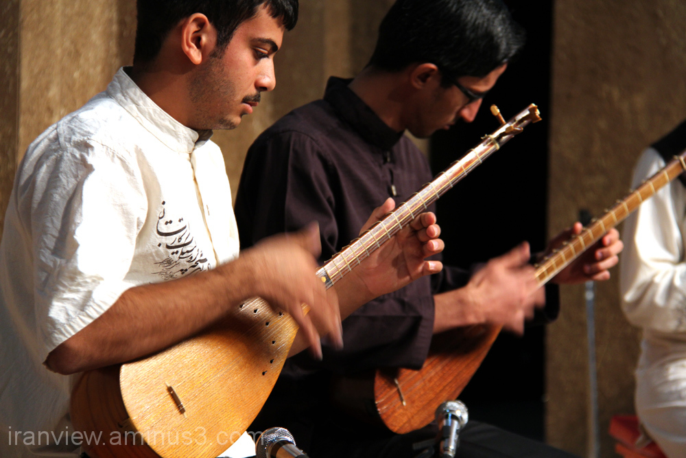 iranian traditional music