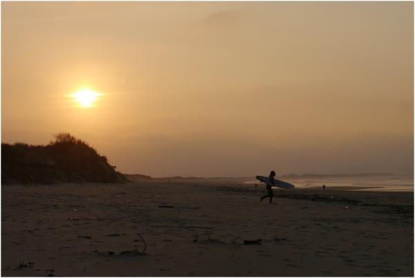 das leben einer surferfreundin