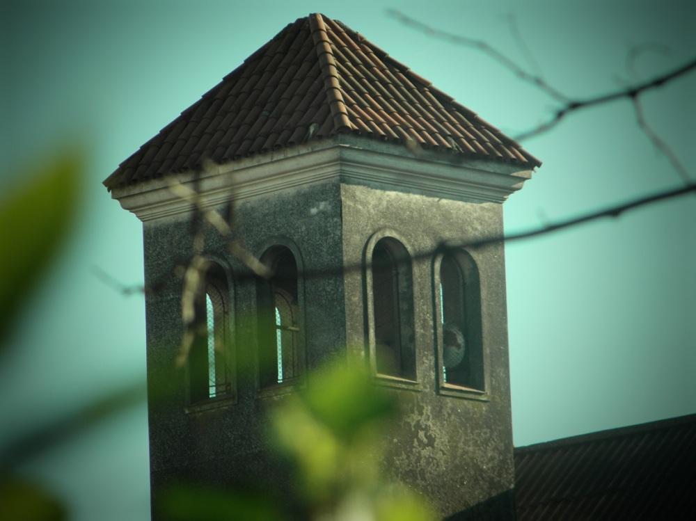Cúpula de la iglesia Ntra. Sra. de Lujan