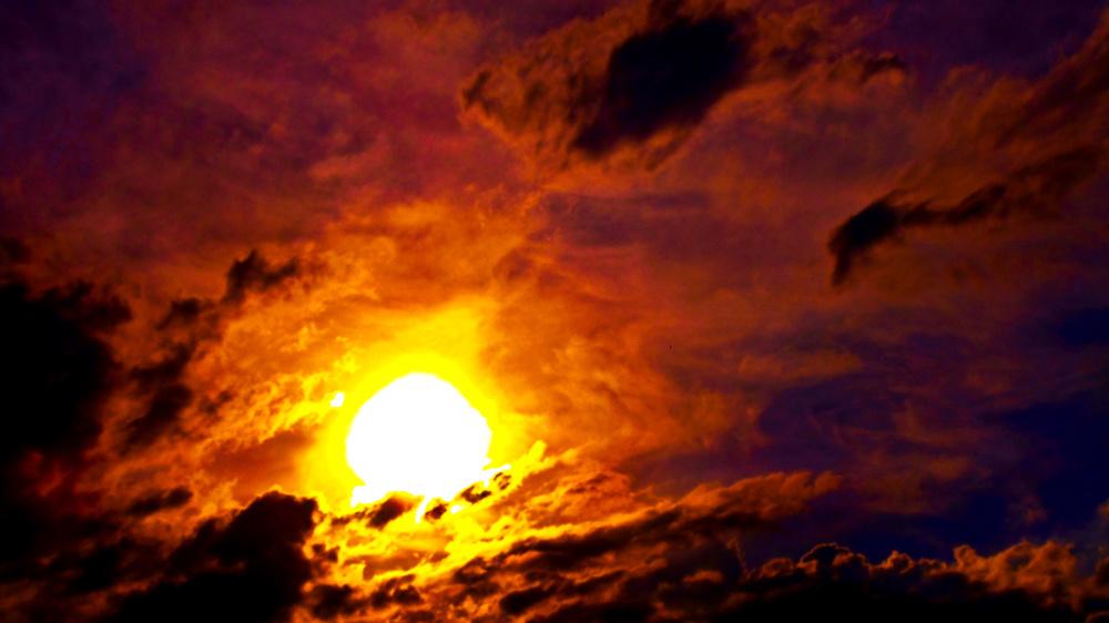 Puesta de sol 1 - 2