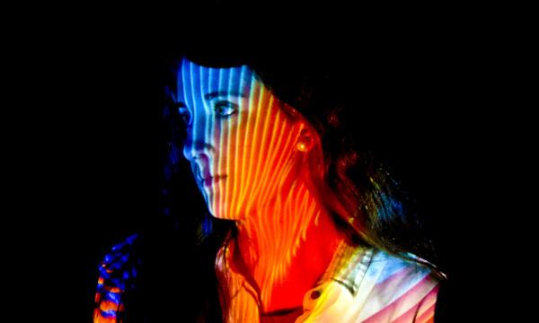 Retrato con Proyección de imágenes 5 - 12