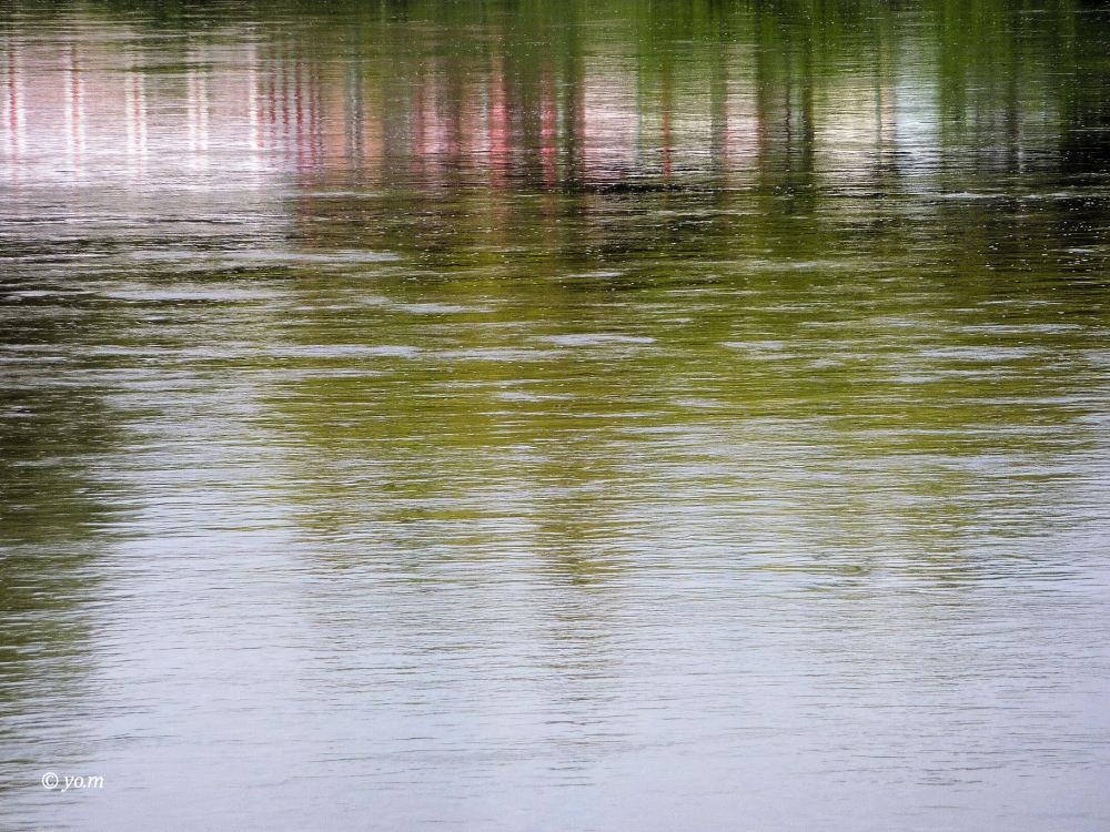 Le restaurant au bord de l'eau