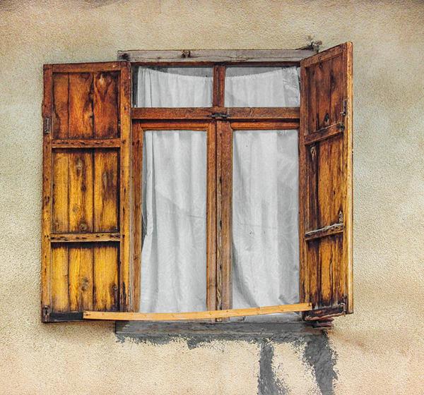 Window . . .