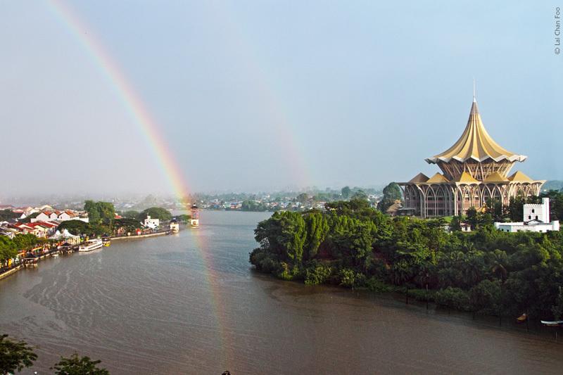 Kuching Beautiful Landscapes of Kuching
