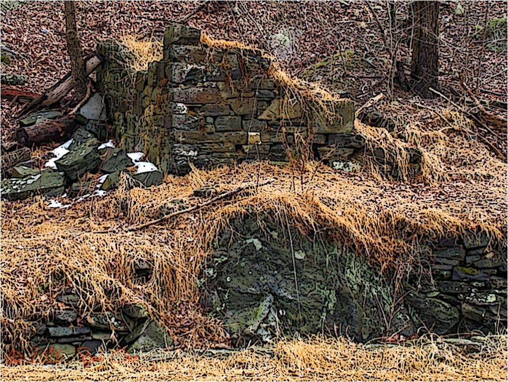 lockhouse ruins