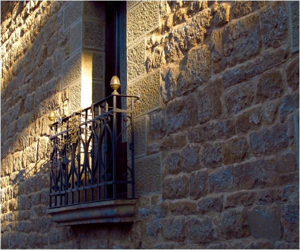 Balcony light