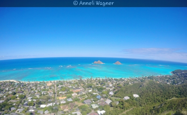 Hawaii views still amaze me!