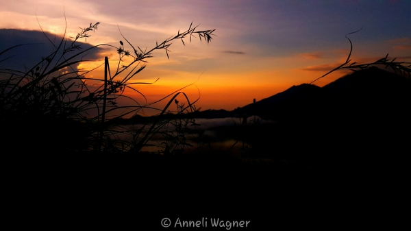 Sunrise trek up Mt. Batur, Bali