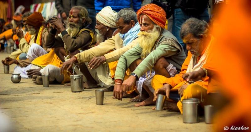 Sadhu ji Baba....Holy Man