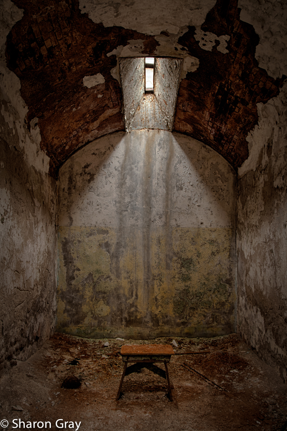 Jail Cell, Eastern State Penitentiary
