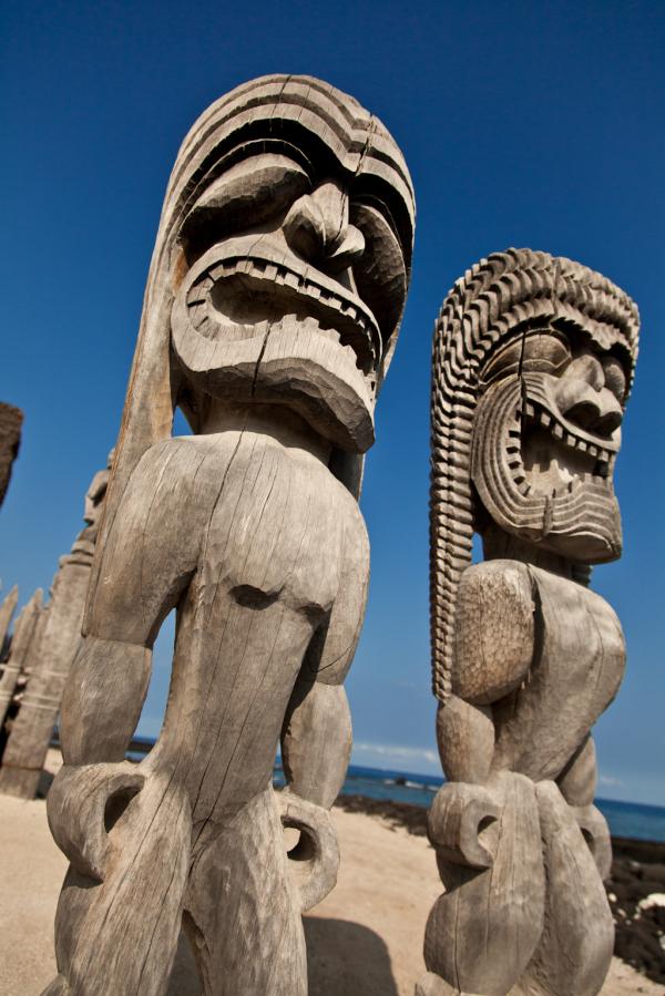 Tiki towers, HI