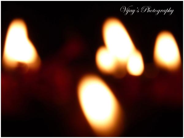 Traditional lamp - பாரம்பரிய விளக்கு