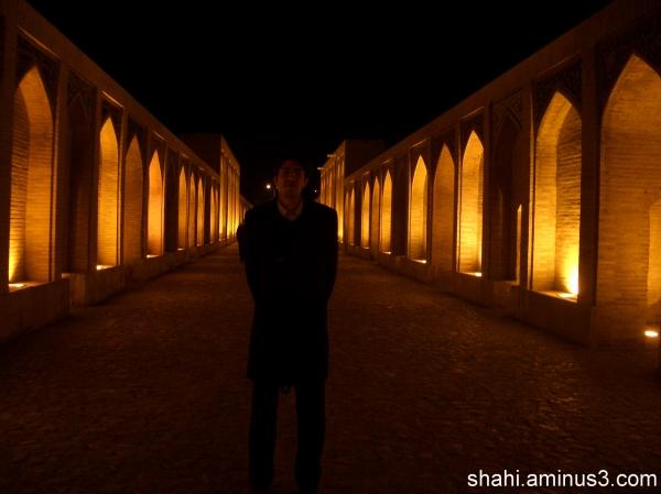 Iran-Esfahan- سی وسه پل
