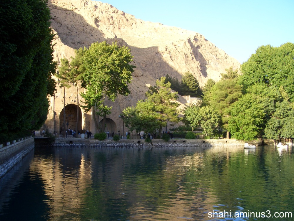 Kermanshah - Taghbostan