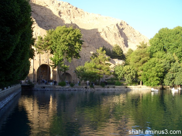 Kermanshah - Taghbostan- طاق بستان