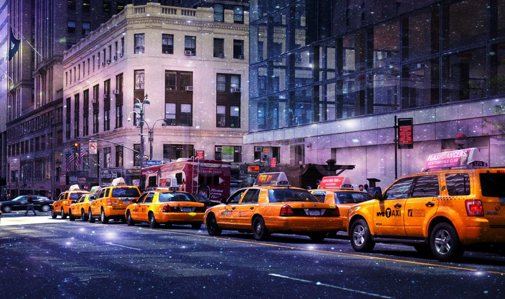 Cabs Of Madison Avenue