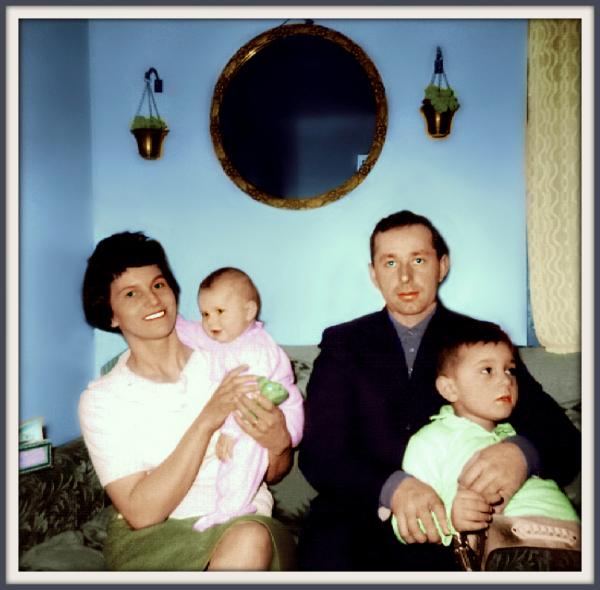 Jim Sawchin and Family