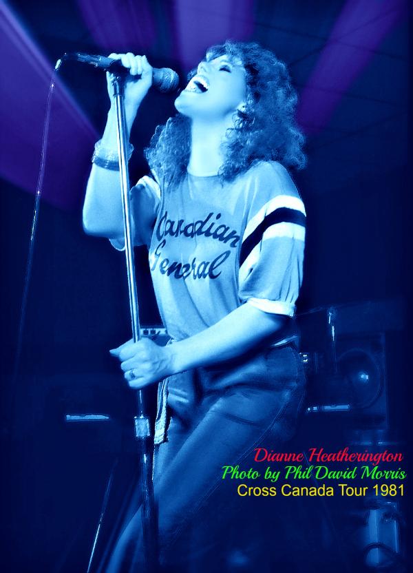 Dianne Heatherington - Remembered