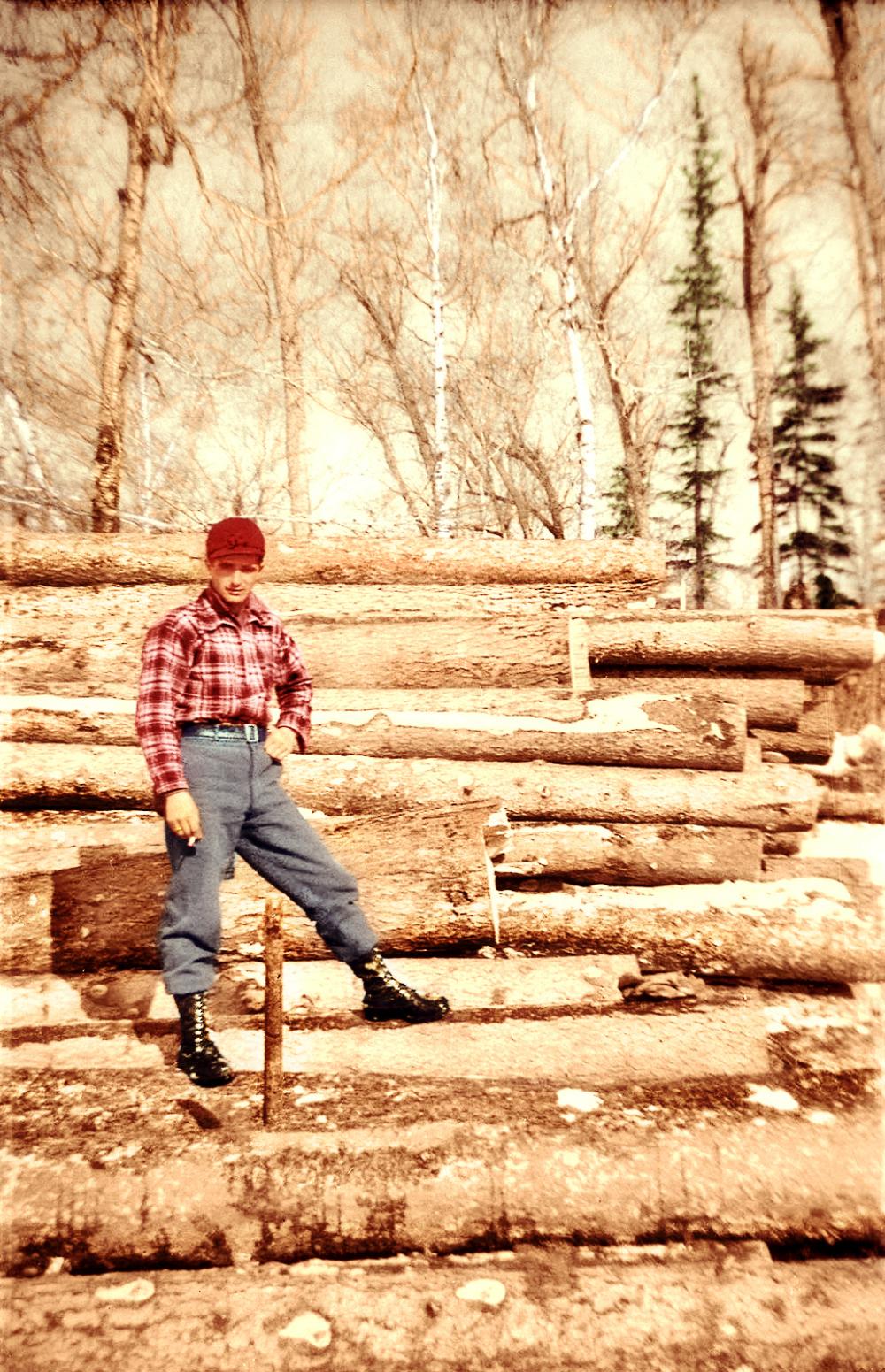 Jack Morris , Logging