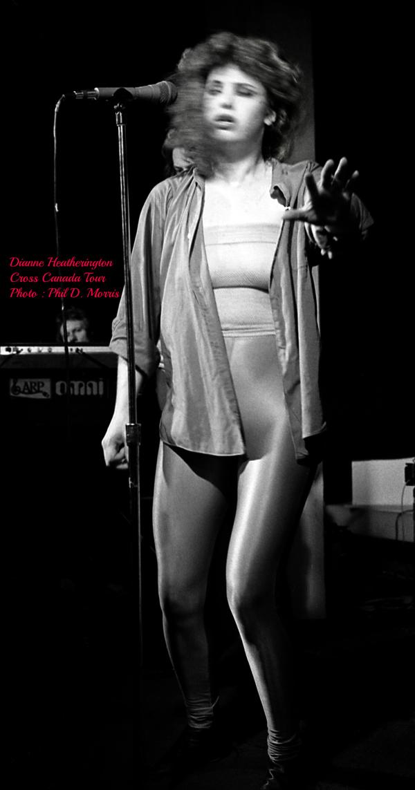 Dianne Heatherington In Motion