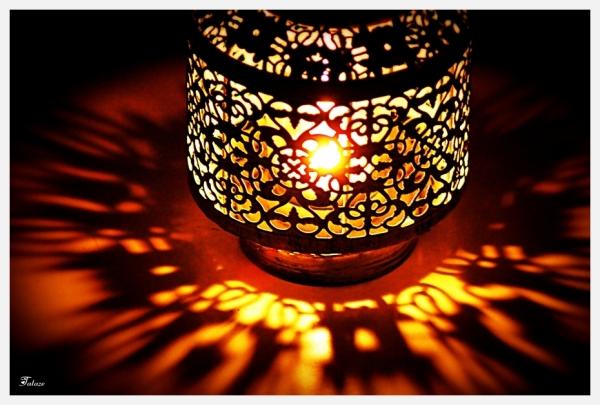 Regarder danser la lumière