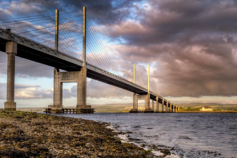 Kessock Bridge, Inverness