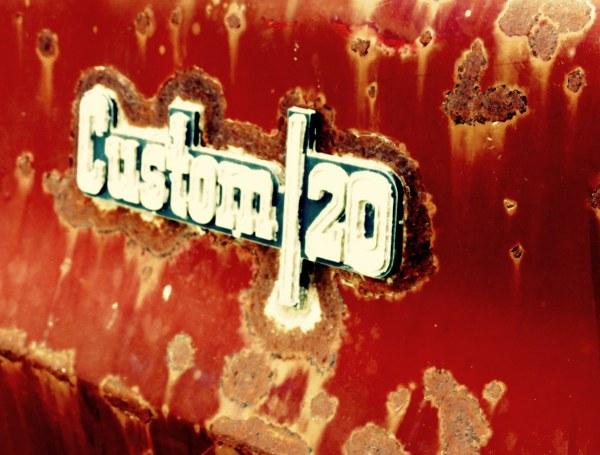 truck custom 20 #1